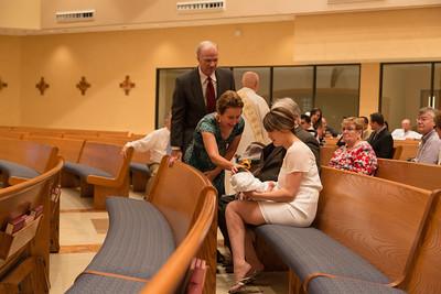 Anna's Baptism