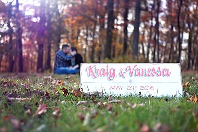 Vanessa and Kraig