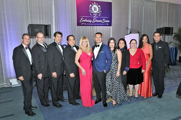 2019 GWHCC 11th Annual Embassy Dinner Series