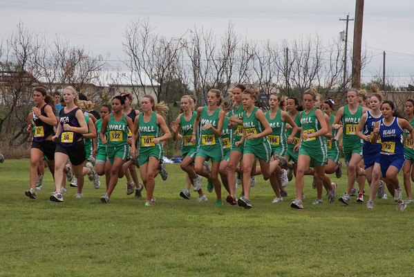 Girls Cross Country - Aug