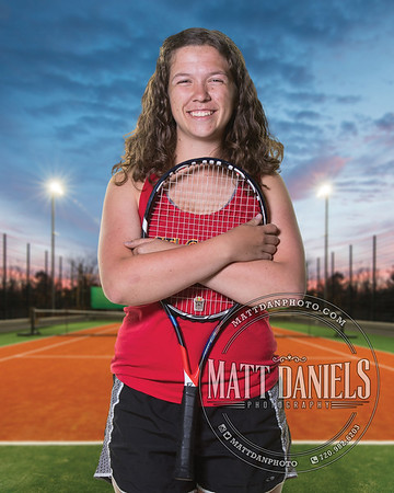 2019 Castle View Girls Tennis