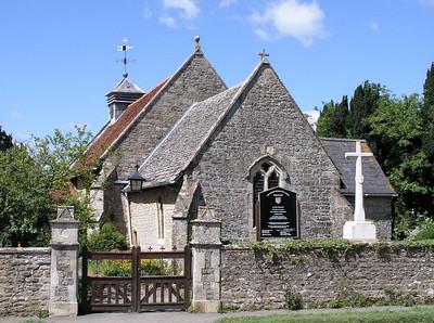 Wootton (Nr Abingdon) (1 Church)