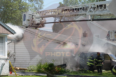 North Merrick F.D. Signal 10 1838 Millwood Ln. 6/6/16
