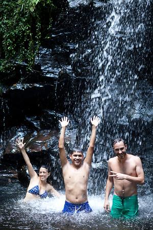 Maya King Waterfall - Placencia, Stann Creek, Belize