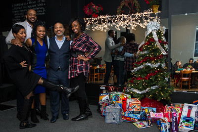 NSN Holiday Party & Toy Drive 12-01-2018