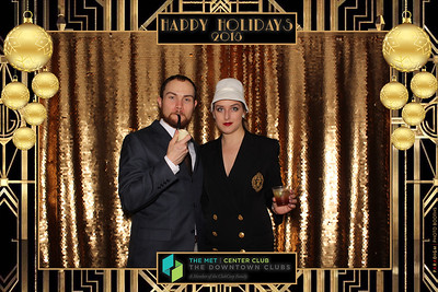 December 07, 2018 - The MET Center Club Holiday Party