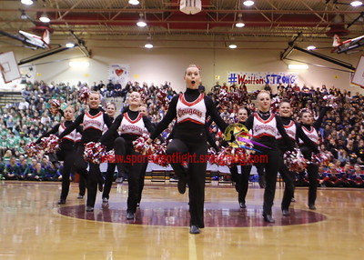 Quince Orchard - 2016 MCPS Pom Championships