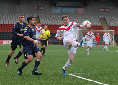 Airdrie v Albion Rovers 10 9 11