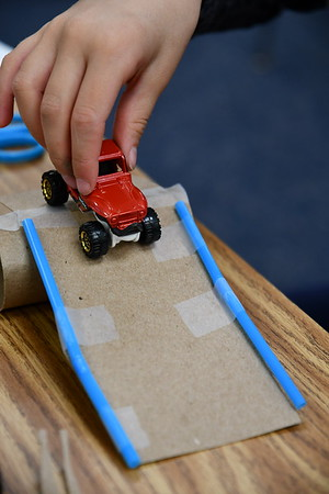 Ramping Up Learning in Second Grade Science