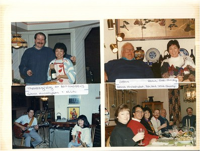 11-24-1988 Thanksgiving @ Batchelder's