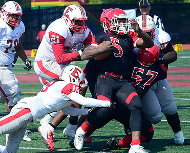 Elyria second half rally fizzles in loss to Shaker Heights