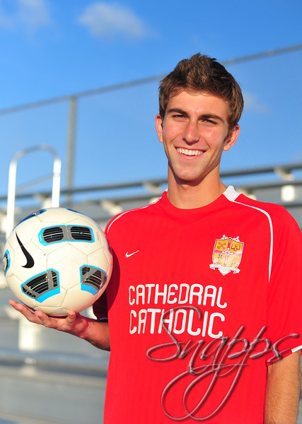 Jared - Soccer Cathedral Catholic HS
