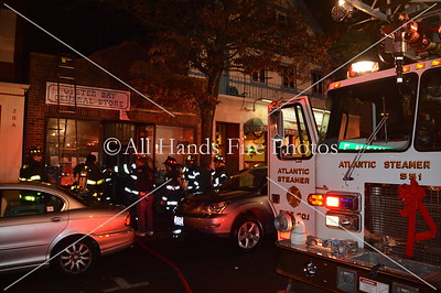20131222 - Oyster Bay - Building Fire
