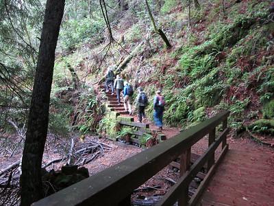 Cataract Falls Hike 12.18.2010