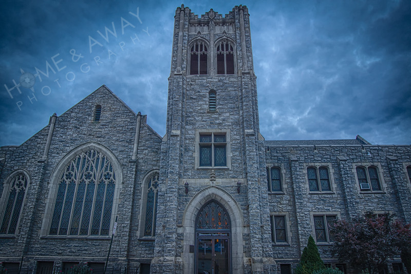 Red Door Series: Monumental Baptist Church
