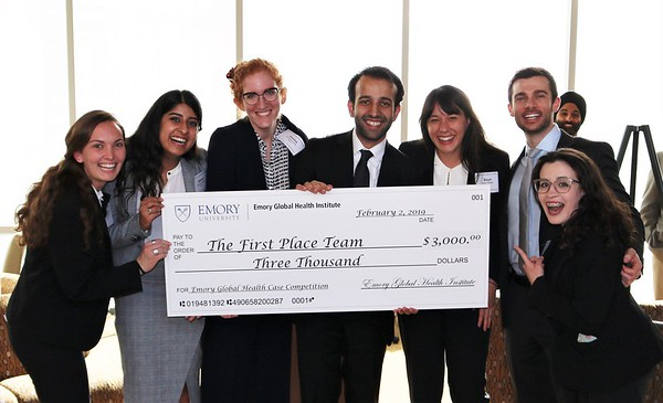 2019 Intramural Global Health Case Competition