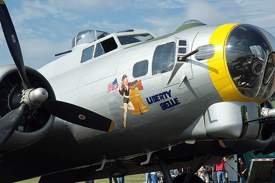 The Liberty Belle B-17G