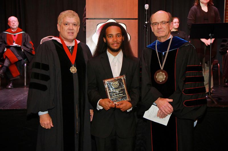 58th Academic Awards Day; April 30, 2013. Symphonic Band Award
