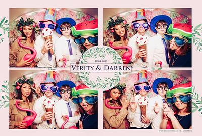 Verity + Darren- Elmore Court wedding<3