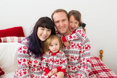 Bensen Family 2016