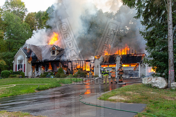 Andover, Ct 2nd alarm plus 9/20/20