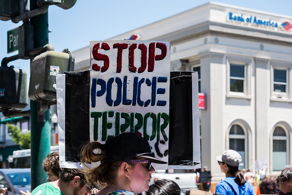 Alameda Family Protest