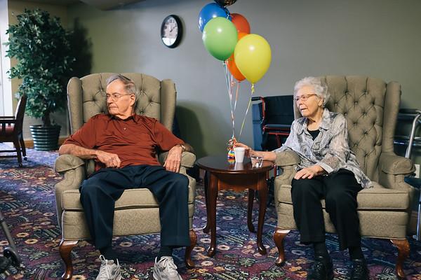 Jerry's 90th Birthday