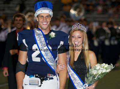 Football - Boerne-Champion Homecoming & Half-Time (2011)