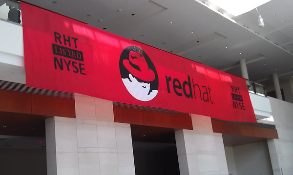 Red Hat Billion Celebration