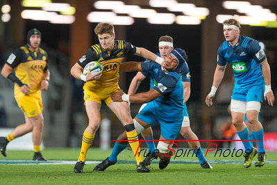 SupeRugby Auckland Blues vs Hurricanes 15.04.2017