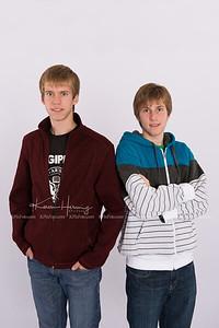 Walker and Taite Sr Portraits