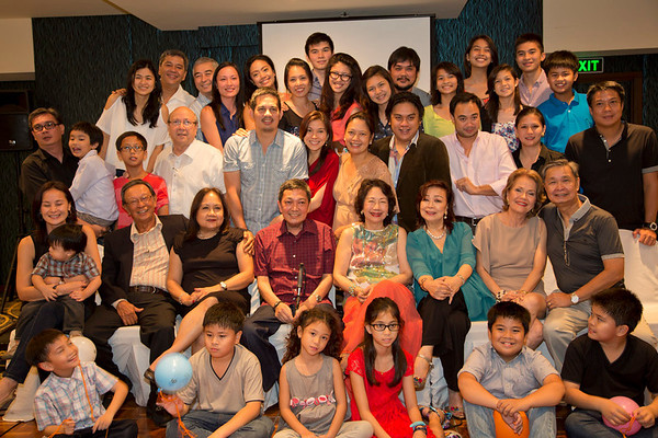 FS Family Dec 26, 2012 Reunion