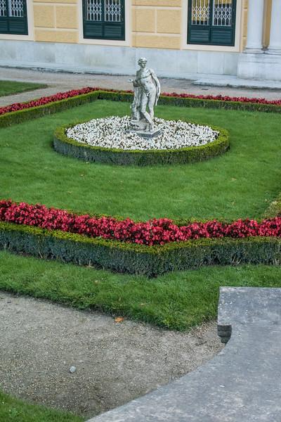 Full of beautiful gardens