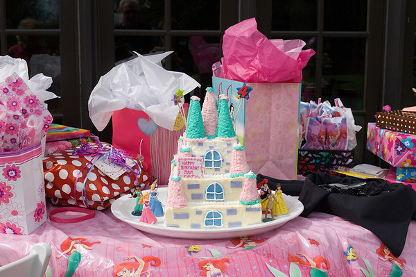 Sam's 4th Birthday Party