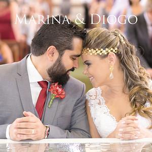 Álbum Marina e Diogo