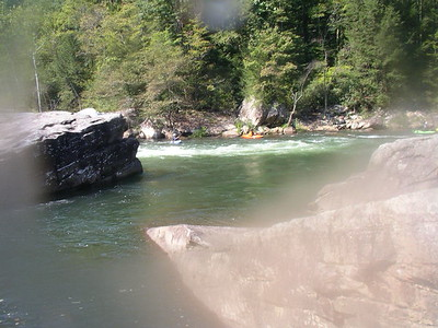 Gauley and New Rivers Sept 2008