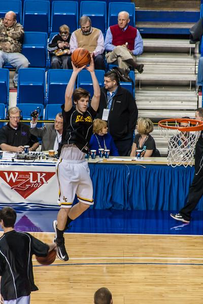 Kentucky Sweet 16 JCHS vs Ballard