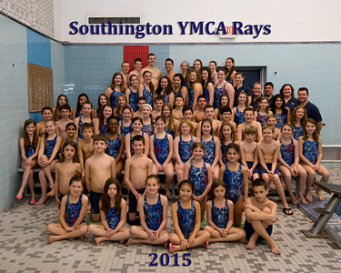 Southington YMCA Rays 2015