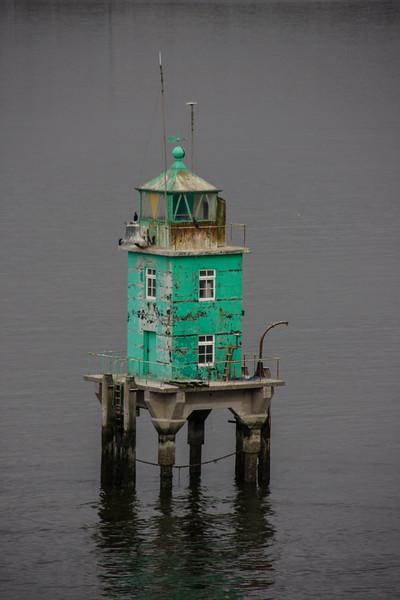 North Bank Lighthouse (built 1882)