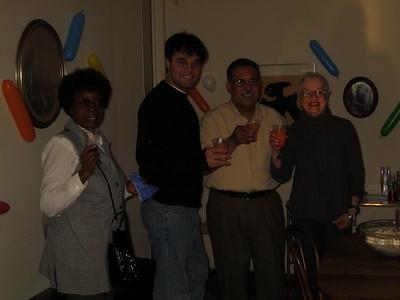 Eula's Surprise Birthday Party