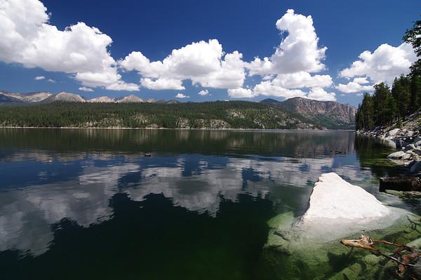 7-17-2010, Dad & David's fishing trip to Edison Lake