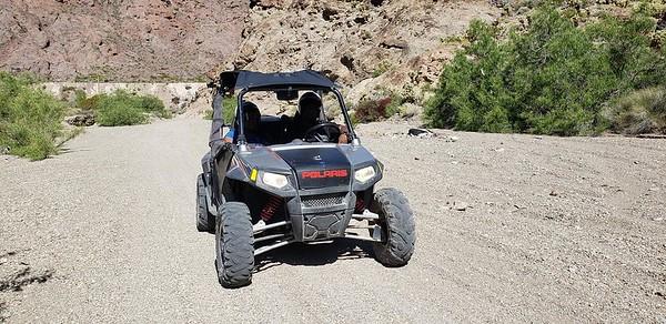 5/2/19 Eldorado Canyon ATV & Gold Mine