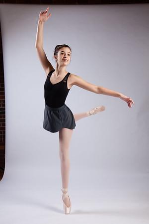 Lucy D Ballet