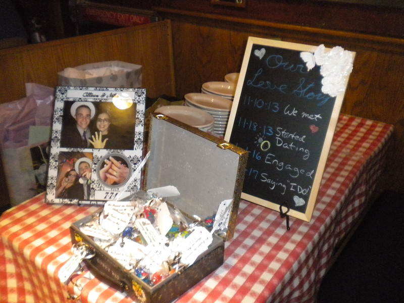 Engagement Party - Bucco di Beppo - Saturday, May 21, 2016