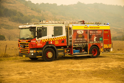 FRNSW - ME209 - Scania CAFS Pumper by Kuipers
