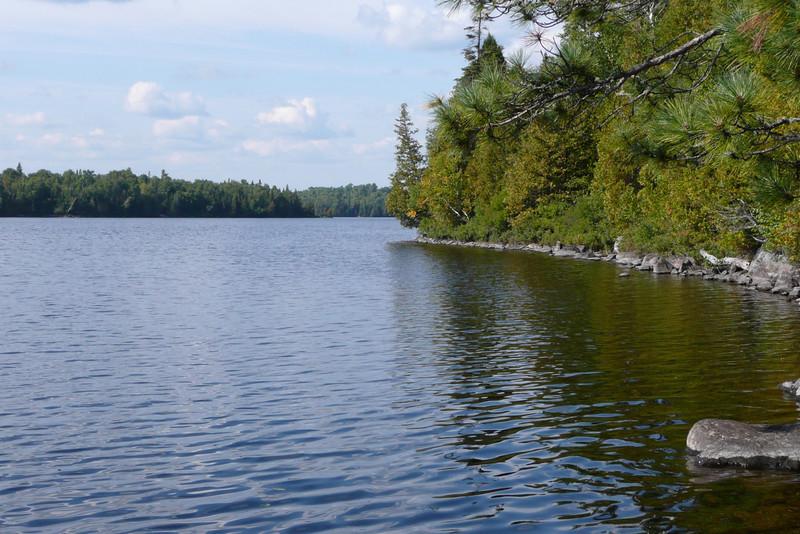 Campsite 15-82. Lac Jean-Peré, La Vérendrye Wildlife Reserve