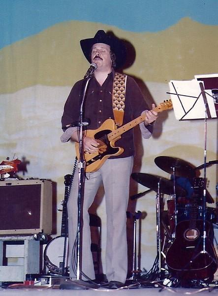 Fred Corbett 1982