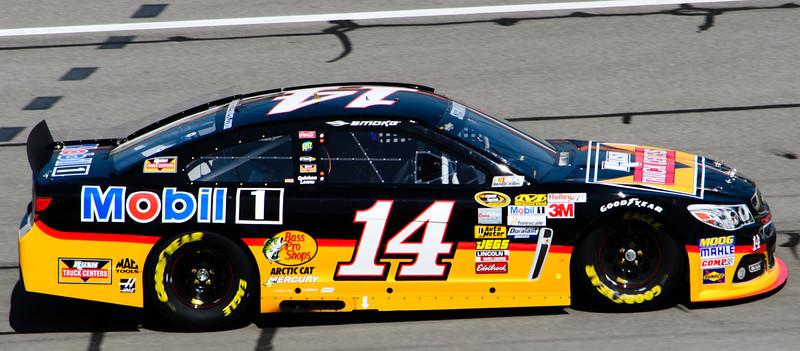 NASCAR @ Fontana 2013