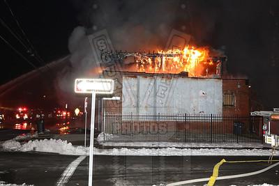 Hartford, Ct 2nd alarm 12/30/15