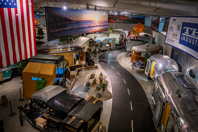 RV/MH Hall of Fame Museum Main Gallery